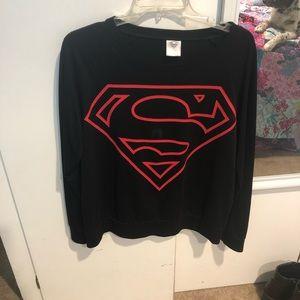 FOREVER 21 • Superman Sweatshirt